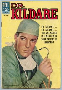 Doctor Kildare 4 Feb 1963 VG- (3.5)
