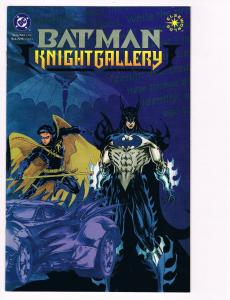 Batman: Knight Gallery TPB DC Comic Books Hi-Res Scans Awesome Issue WOW!!!!! T6