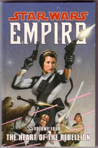 Star Wars: Empire volume 4 -- The Heart of the Rebellion TPB FN