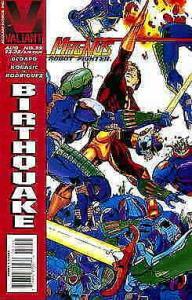 Magnus Robot Fighter (Valiant) #52 FN; Valiant   save on shipping - details insi