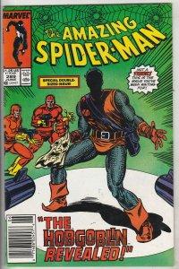 Amazing Spider-Man #289 (Aug-86) NM- High-Grade Spider-Man