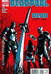 Deadpool (3rd Series) #50 (2nd) VF/NM; Marvel   save on shipping - details insid