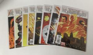 Marvel Project 1-8 NM Near Mint Marvel A44