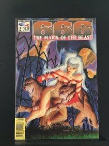 666 Mark of the Beast #2 (1991)