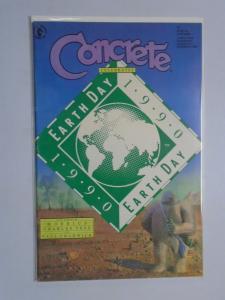 Concrete Celebrates Earth Day 1990 #1 - 6.0 - 1990