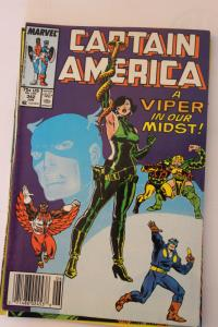 Captain America 342 VF
