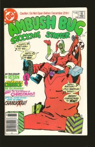 DC Comics Ambush Bug: Stocking Stuffer #1 (1986)