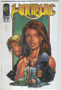 WITCHBLADE Vol.1: Numero 12 (Image 1997)