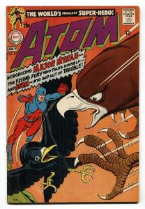 Atom #37 1968- DC Silver Age First appearance MAJOR MYNAH