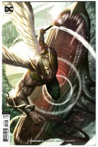 Hawkman #13 In-Hyuk Lee Variant Cvr (DC, 2019) NM