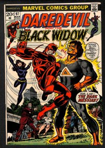 Daredevil #97 VF- 7.5 Marvel Comics