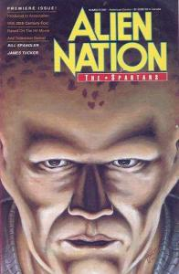Alien Nation: The Spartans #1, VF (Stock photo)