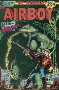 Airboy (1986 series) #3, NM + (Stock photo)