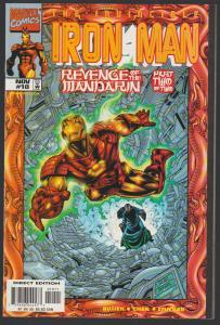 IRON MAN #10 -  MARVEL COMICS 1998