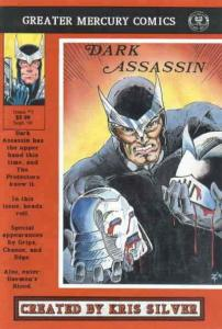 Dark Assassin Vol. 2 #5 VF/NM; Greater Mercury | save on shipping - details insi