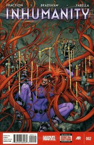 Inhumanity #2 FN; Marvel | save on shipping - details inside