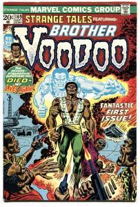 Strange Tales #169 Marvel comic book -  First Brother Voodoo Romita