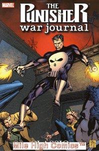 PUNISHER WAR JOURNAL: CLASSIC TPB (2008 Series) #1 Near Mint