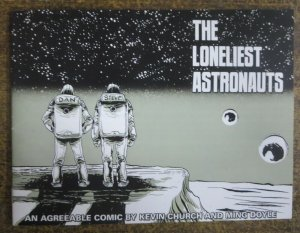 THE LONELIEST ASTRONAUTS #1 (Agreeable) VERY FINE (VF)  Kevin Church/Ming Doyle
