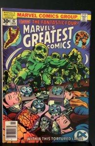 Marvel's Greatest Comics #67 (1976)