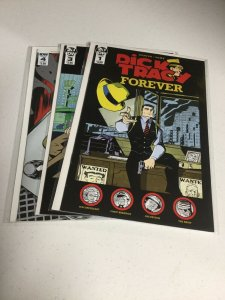 Dick Tracy Forever 1 3 4 Nm Near Mint IDW