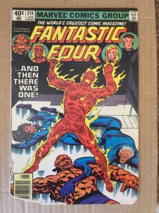 Fantastic Four #214
