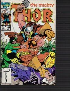 Thor #367 (Marvel, 1986)
