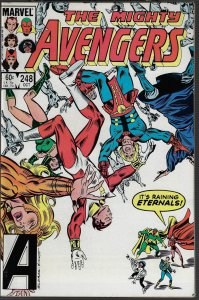 Avengers #248 (Marvel, 1984) NM