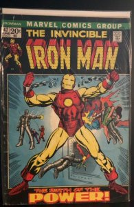 Iron Man #47 (1972)