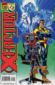 X-Factor #114 VF/NM; Marvel   save on shipping - details inside