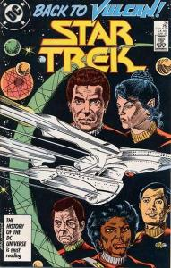 Star Trek (1984 series) #36, NM- (Stock photo)