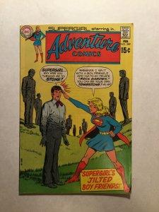 Adventure Comics 389 Fine- Fn- 5.5 Dc Comics