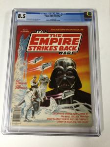 Marvel Super Special 22 Cgc 8.5