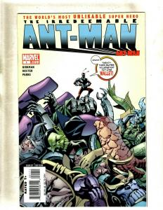 Lot of 8 Comics Ant-Man 1 2 4 5 6 7 Incredible Hulk Future Imperfect 1 2 HY3