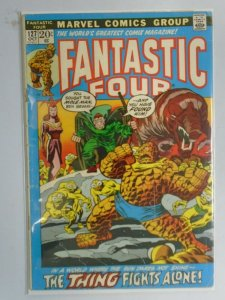 Fantastic Four #127 4.0 VG (1972 1st Series)