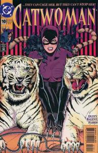 CATWOMAN (1993 DC) #10 NM- A92171
