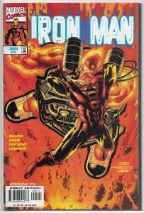 Iron Man (vol. 3, 1998) # 5 VF Busiek/Chen