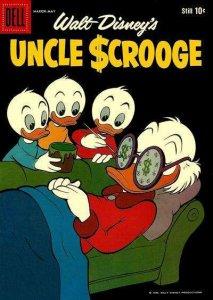 Uncle Scrooge (1953 series) #25, Poor (Stock photo)