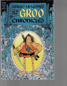 Groo Chronicles #3 (Epic, 1989) - Prestige Format