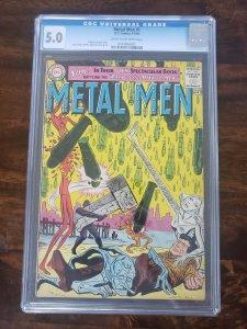 Metal Men 1 CGC 5.0