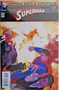 *Superman (2016; Rebirth) #52, Rebirth #1-26, Annual 1, and more! (29 books)