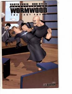 Chronicles Of Wormwood The Last Enemy Avatar Press Comic Book 2007 G. Ennis J162