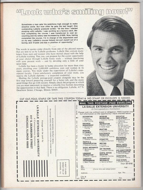 Savage Tales #6 (Sep-74) NM- High-Grade
