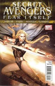 Secret Avengers (2010 series) #14, NM- (Stock photo)