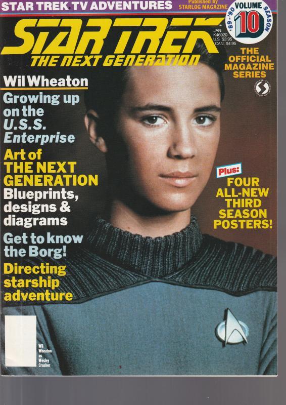 Star Trek Next Generation Vol 10