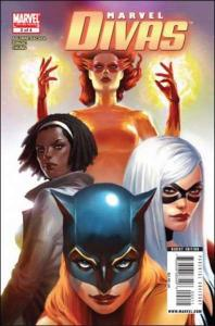 Marvel Divas #2, NM (Stock photo)