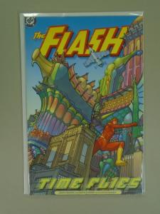 Flash Time Flies (2002) #1, 8.5/VF+ (2002)
