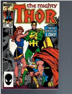 Thor #359 (1985)