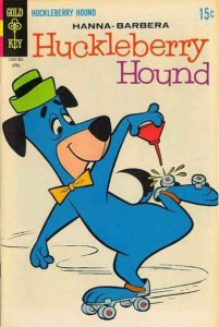 Huckleberry Hound (1959 series) #37, Good+ (Stock photo)