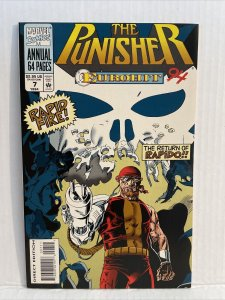 The Punisher Annual #7